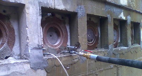 Гидроизоляция потолка инъекция гидроизоляция r-composit отзывы