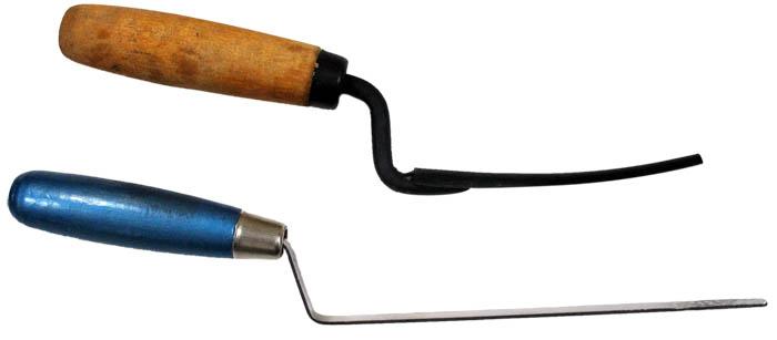 Инструмент для расшивки швов кладки из кирпича