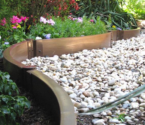 Бордюры для клумб и садовых дорожек 46