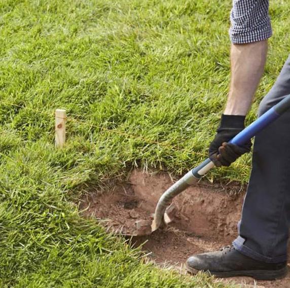 Как снять верхний слой почвы своими руками 33