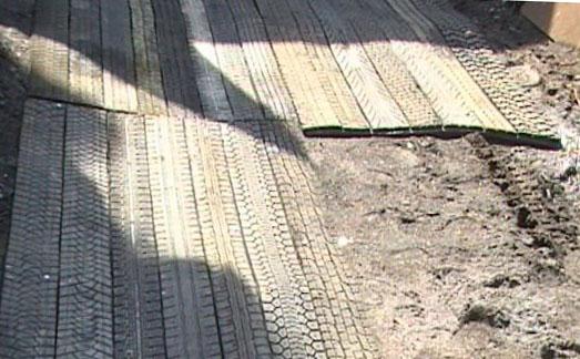 Садовая дорожка своими руками из покрышек фото 643