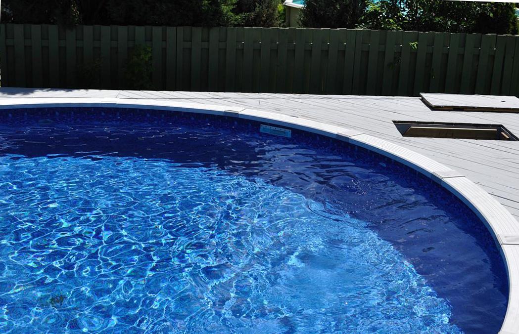 Система очистки бассейна схема